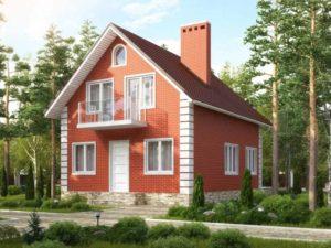 Экономия на строительстве кирпичного дома