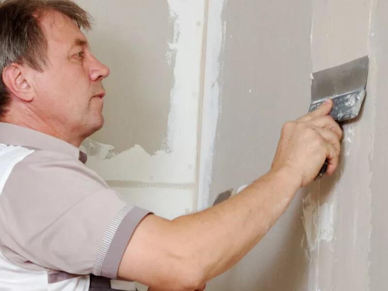 Как выровнять стены гипсокартонными листами?