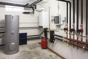 Cистема отопления дома