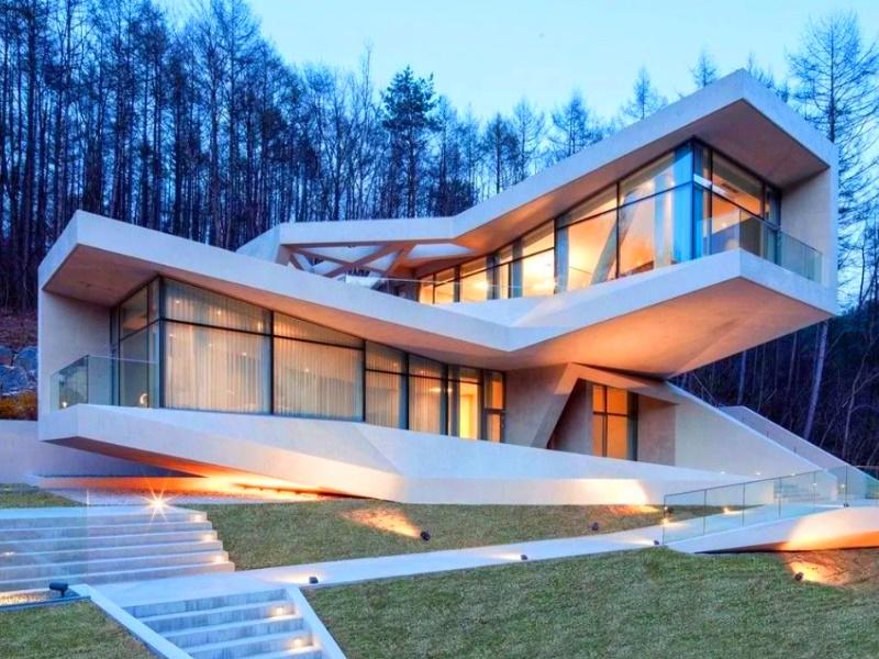 Профессиональные архитекторы